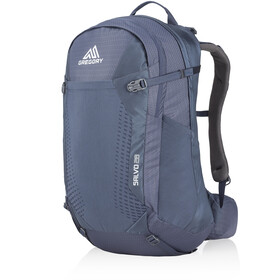 Gregory Salvo 28 Rucksack Herren smoke blue